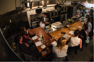 cultivating spirits cannabis dinner experience